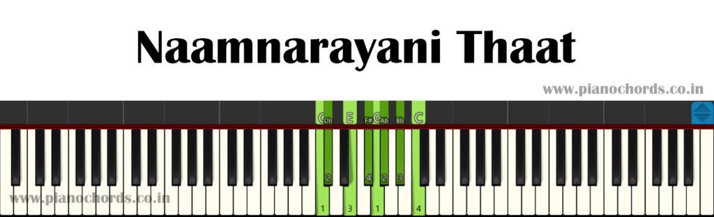 Naamnarayani Thaat With Fingering