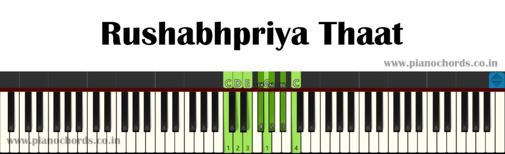 Rushabhpriya Thaat With Fingering
